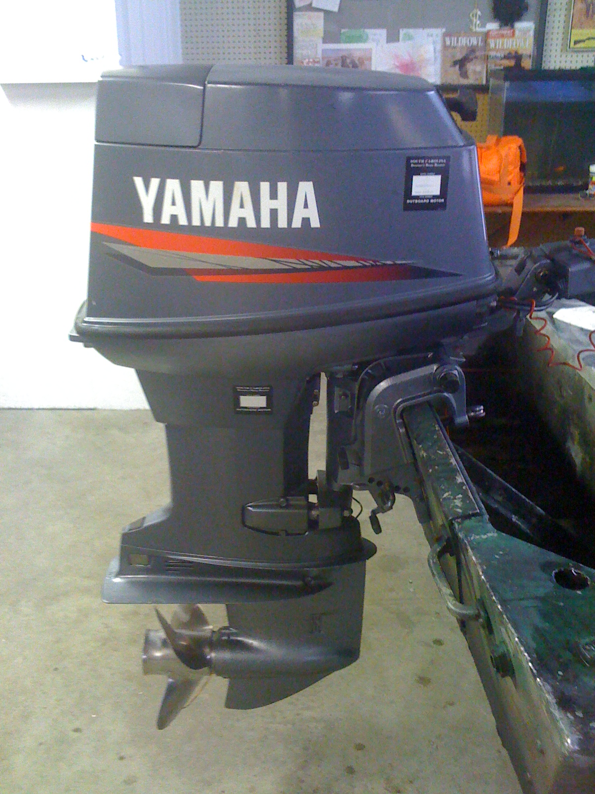 view topic 1999 yamaha 40 hp short shaft